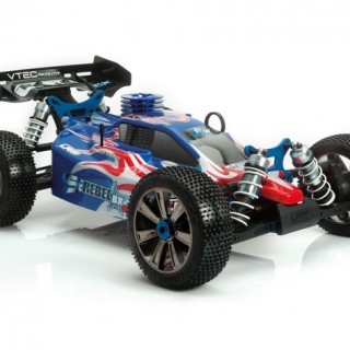 LRP GP S8 Rebel BX Limited Edition (2,4GHz RTR)