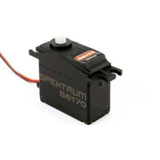 S6170 Mid Torq Mid Speed Digital WP Plastic Servo (SPMSS6170)