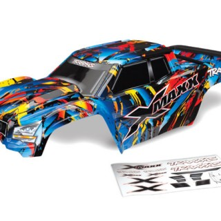 TRAXXAS ROCK AND ROLL, CARROCERÍA X-MAXX