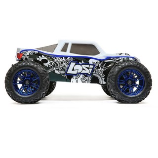 LOSI LST 3XL-E MONSTER TRUCK 1/8