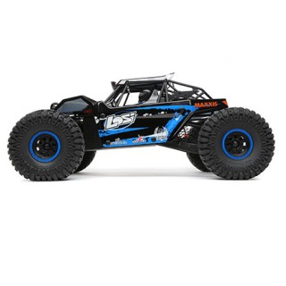 LOSI ROCK REY 4WD, BRUSHLESS RTR, AVC, 1/10