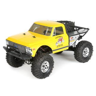 VATERRA 1972 CHEVROLET K10 PICKUP ASCENDER, 4WD, Brushed, RTR, 1/10