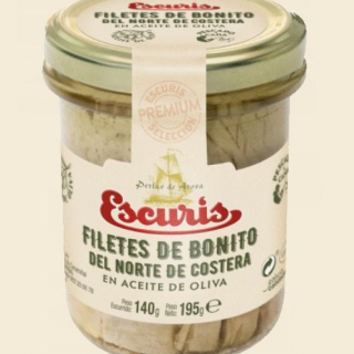 FILETE BONITO ESCURIS 215 GRS CRISTAL